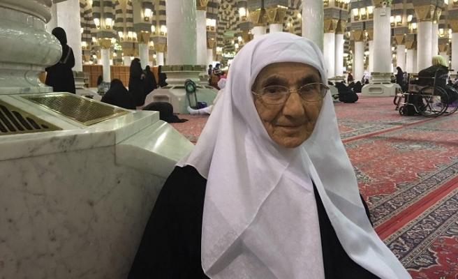 Ayşe Hümeyra Ökten ile Medine'de bir gün