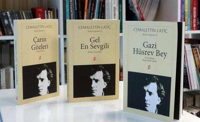 Cemalettin Latiç'in eserleri Türkçe'ye çevrildi