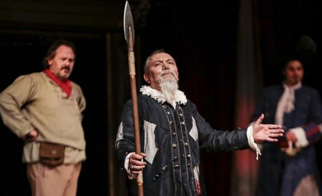 Devlet Tiyatrolarından dünya klasiklerine 'özel hafta'