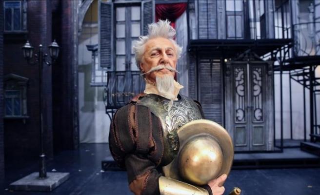 'Don Kişot bu sezona damga vuran bir karakter olacak'