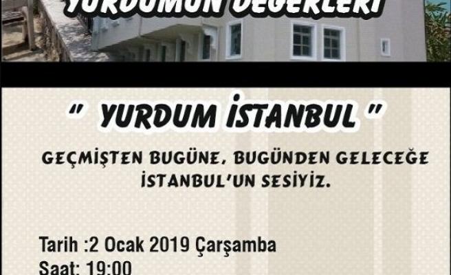 Geçmişten Bugüne, Bugünden Geleceğe Yurdum İstanbul
