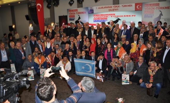 Irak Türkmenleri, Yörük Türkmen Çalıştayı'na damga vurdu