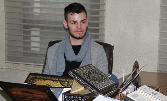İtalyan genç İslam dinini benimsedi