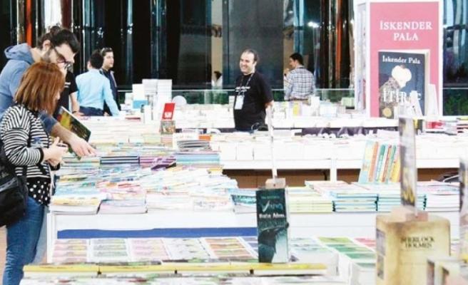 Kitap Fuarı İstanbul'da, 10 günde 220 etkinlik