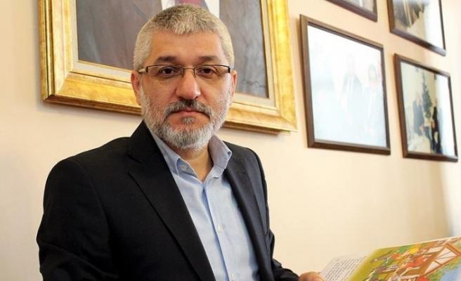 Türk Edebiyatı Vakfı Müdürü Ünlü: Çocuklarımıza ulaşmak için 'Ömer Seyfettin' doğru adrestir