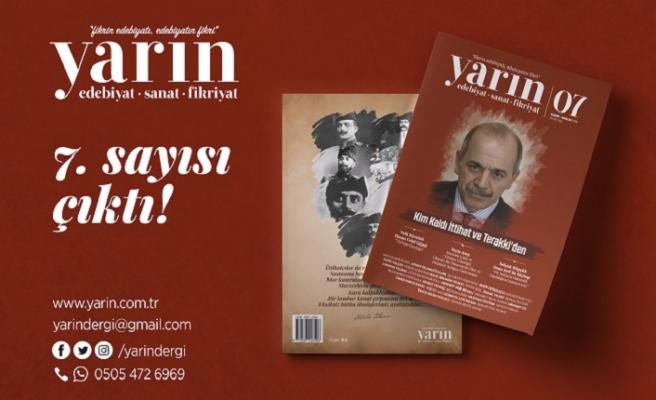 """Yarın dergisinden """"Mustafa Çalık"""" vefa sayısı"""