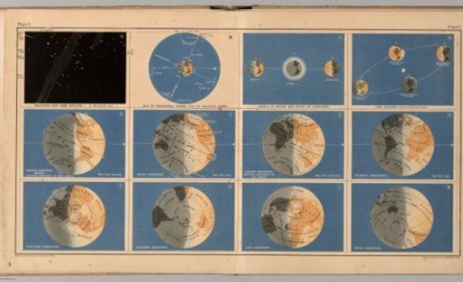 Yüksek çözünürlükte 67 bin tarihi harita