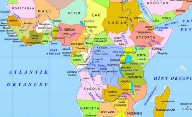 """Afrika'nın imajını zedeleyenlere """"kırmızı kart"""" çıkarılacak"""