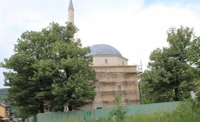 'Bosna'nın İncisi' Alaca Camii 4 Mayıs'ta açılacak