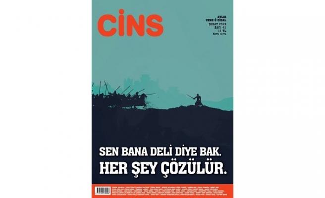 Cins'in Şubat sayısı çıktı!