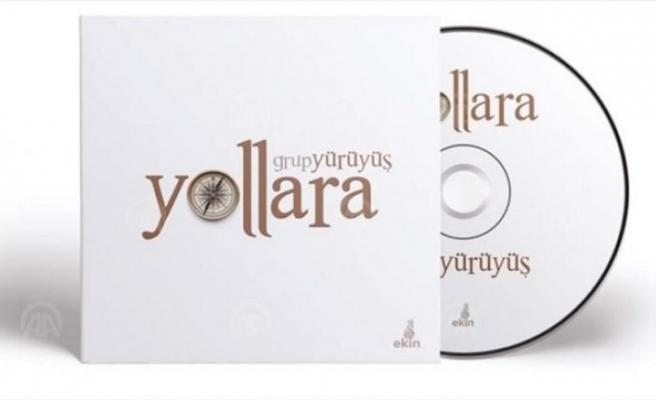 Grup Yürüyüş'ün yeni albümü 'Yollara' ismiyle çıktı