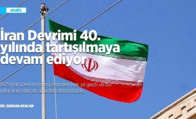İran Devrimi 40. yılında hala tartışılıyor