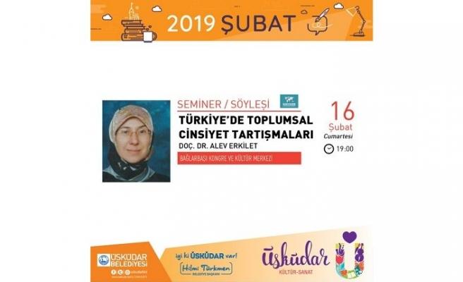 Seminer: Türkiye'de Toplumsal Cinsiyet Tartışmaları