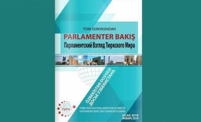 Türk dünyasına özel dergi