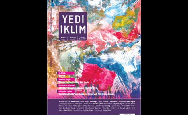 Yedi İklim dergisinin Şubat sayısı çıktı