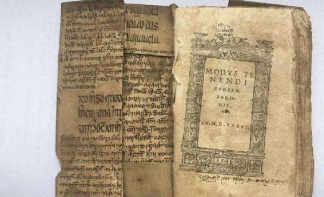 İbni Sina'nın El-Kanun fi't-Tıb İrlandacaya da çevrilmiş