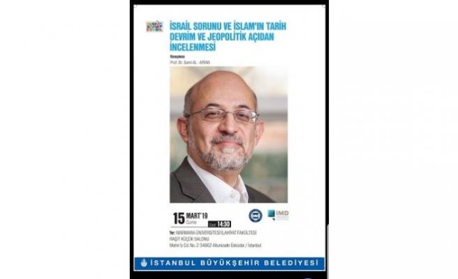 """Seminer: """"İsrail Sorunu ve İslam'ın Tarih, Devrim ve Jeopolitik Açıdan İncelenmesi"""""""