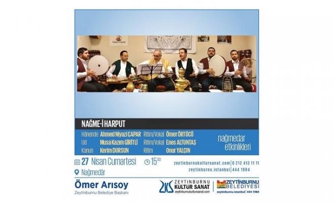 Konser: Nağme-i Harput