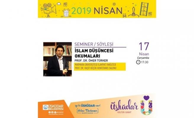 Ömer Türker ile İslam Düşüncesi Okumaları