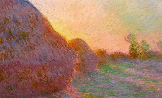 Monet tablosu rekor fiyata satıldı