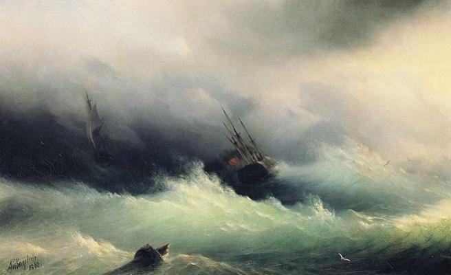 Kasvet denizinde bir Ahraz