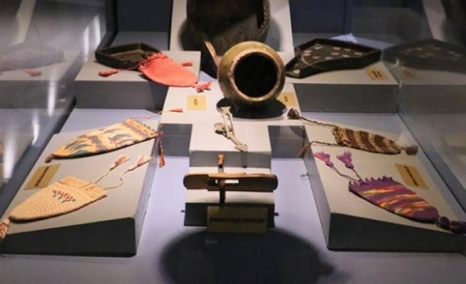 """""""Osmanlı'nın ticaret ahlakı"""" Tokat Şehir Müzesi'nde"""