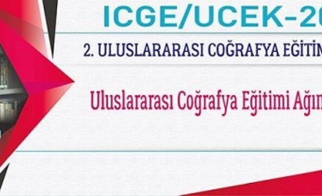 2. Uluslararası Coğrafya Eğitimi Kongresi-UCEK 2019
