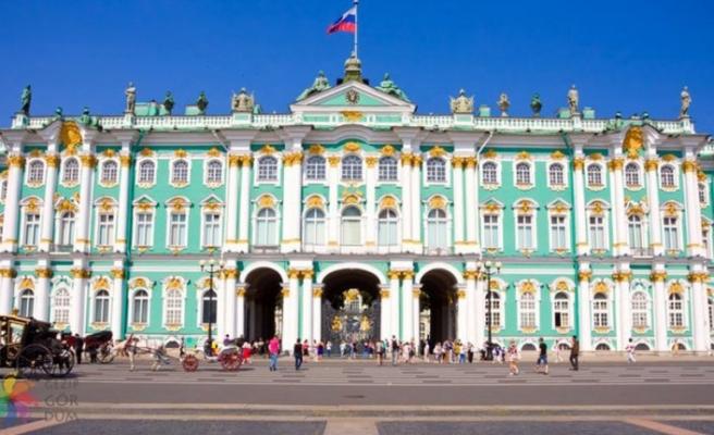 Rusya'da gezilmesi gereken bir rüya şehri: ST. Petersburg