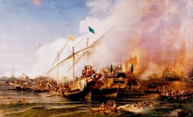 Erhan Afyoncu: Libya'yı Haçlı işgalinden Osmanlılar kurtardı