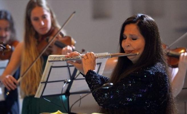 'Sihirli Flüt'ün notaları St. Paul Anıt Müzesi'nde yankılandı