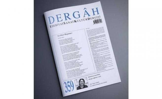 Dergâh dergisinin Ocak sayısı çıktı