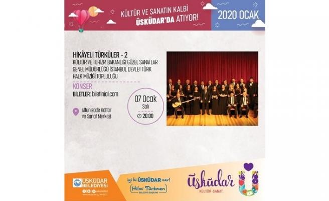 Konser: Hikâyeli Türküler-2