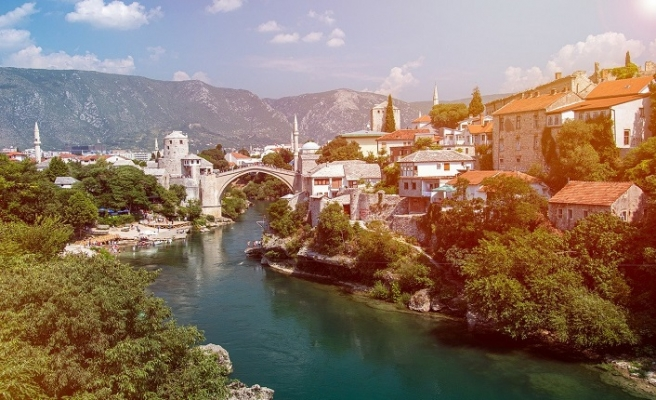 Maneviyatıyla bizi kuşatan bir şehir Saraybosna