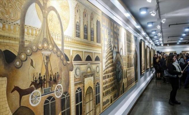 'Medeniyetler Kapısı Mardin' sergisi açıldı