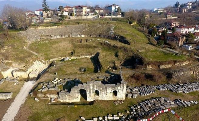 Prusias ad Hypium Antik Kenti Göbeklitepe gibi ülkenin gündemine oturacak bir yer