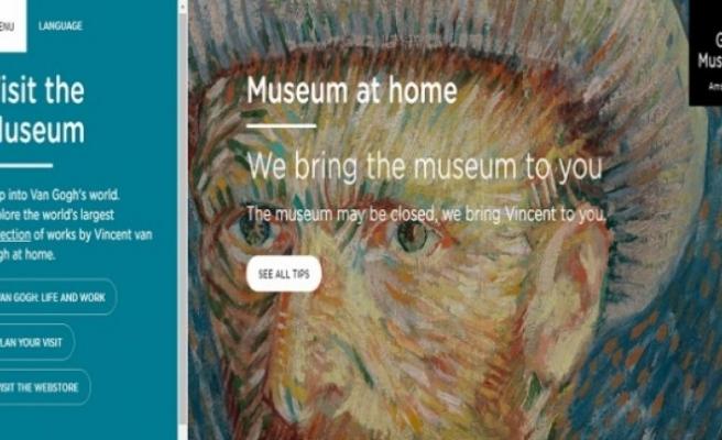 Amsterdam'a gitmeden Van Gogh Müzesini gezebilirsiniz