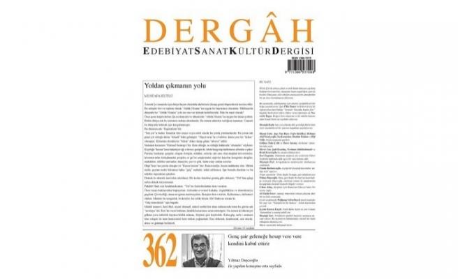 Dergâh'ın Nisan sayısı çıktı