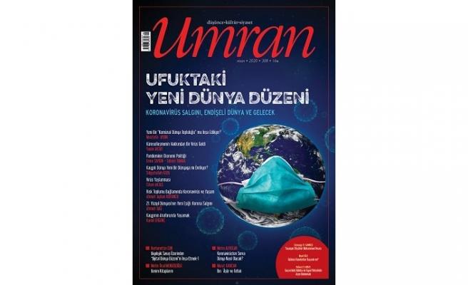 Umran dergisinin yeni sayısı raflardaki yerini aldı