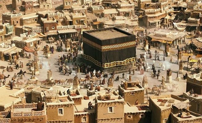 Kuss bin Saide çıktı ve dedi ki…