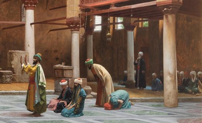Namaz, Allah'tan başka her şeyden soyutlanmaktır