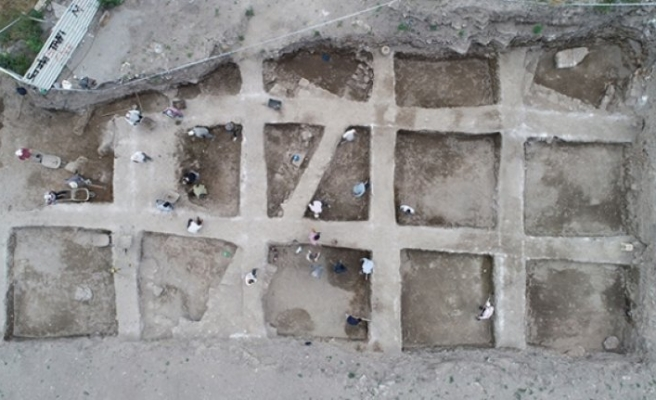 Sivas Kalesi'ndeki arkeolojik kazı tarihe ışık tutacak