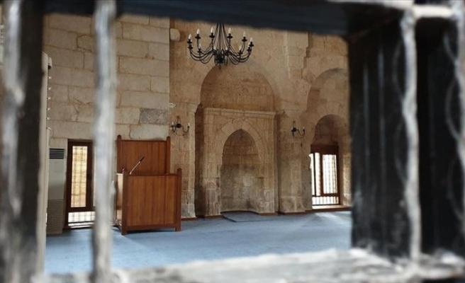 Osmaniye'deki tarihi Ala Camisi 96 yıl sonra cemaatine kavuşuyor