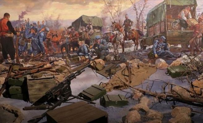 Antep savunmasının izleri 'Panorama 25 Aralık Müzesi'nde