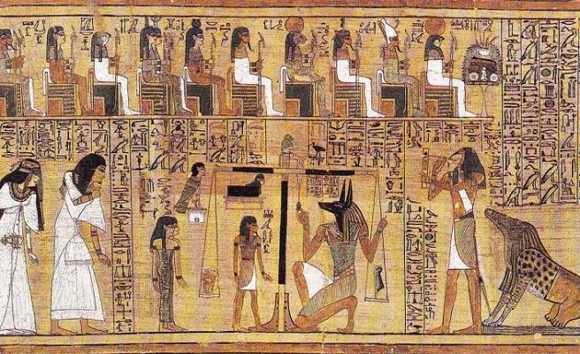 Firavun'un ölümsüzlük kitabı: Kitab-ül Mevta