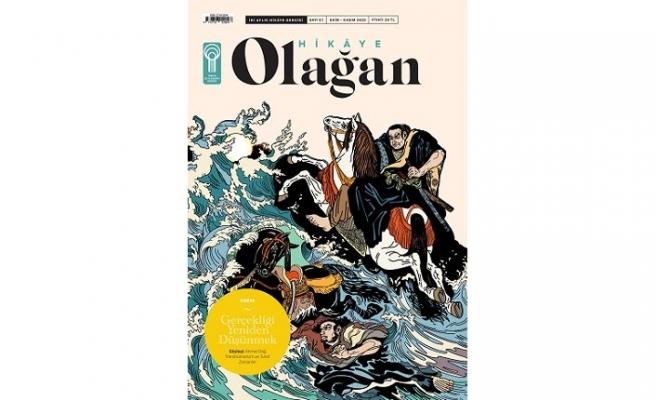 Türkiye Dil ve Edebiyat Derneği'nden  Yeni Bir Hikâye Dergisi: OLAĞAN HİKÂYE
