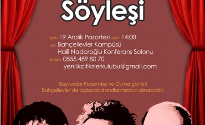 Leyla ile Mecnun Marmara'da