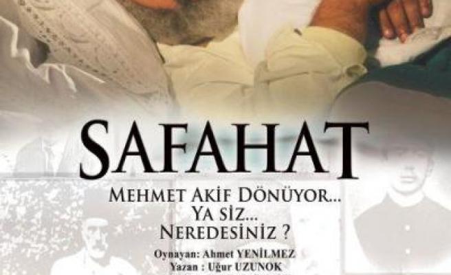 Mehmet Akif Dönüyor, Siz Neredesiniz?