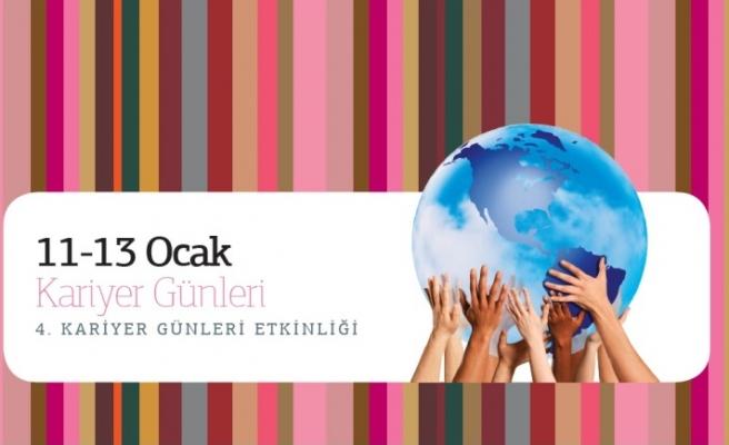 'Kariyer Günleri'ni Davutoğlu açacak