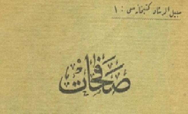 Safahat, Osmanlıcasından okunacak!