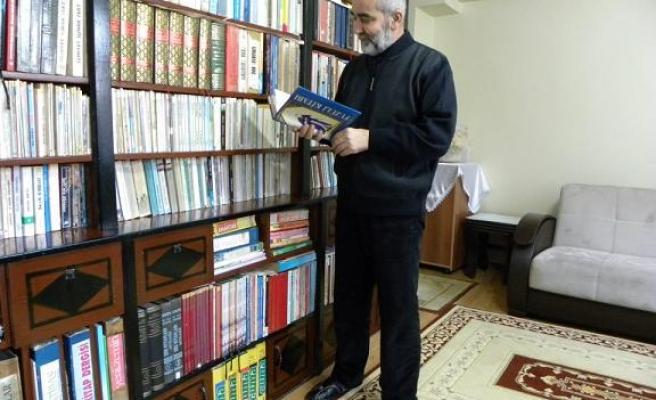 Bir güzel mücadele insanı: Erol Battal